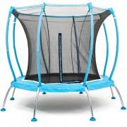 SkyBound Atmos Trampoline Blue Leg