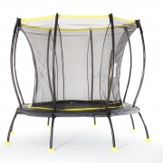 SkyBound Atmos Trampoline Yellow Front
