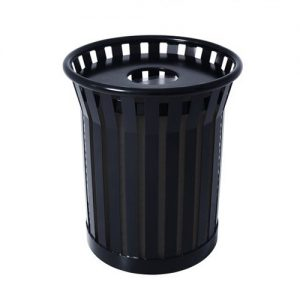 Jackson Trash Receptacle