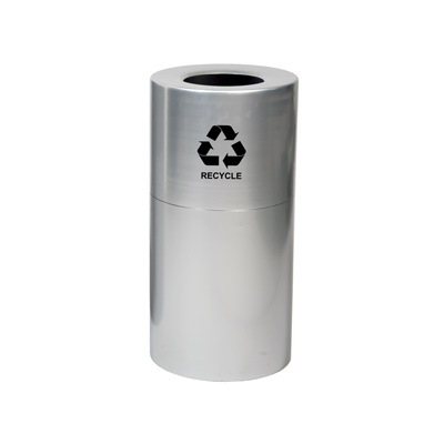 Aluminum Recycling Containers 24 gal