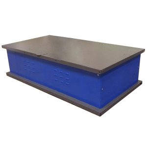 DockBoxx Storage Container closed top