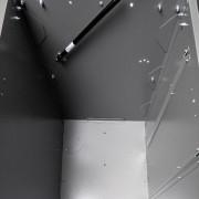 dockboxx storage container inside view