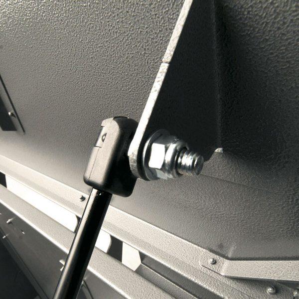 dockboxx storage container lock nut