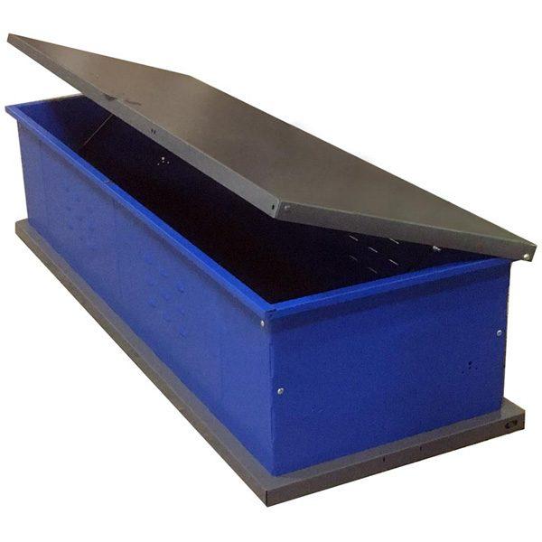 DockBoxx Storage Container open top