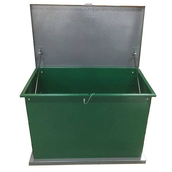 Kit Storage Container shock lift