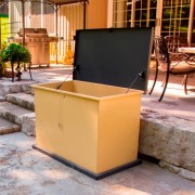 Kit Storage Container shock lift beige