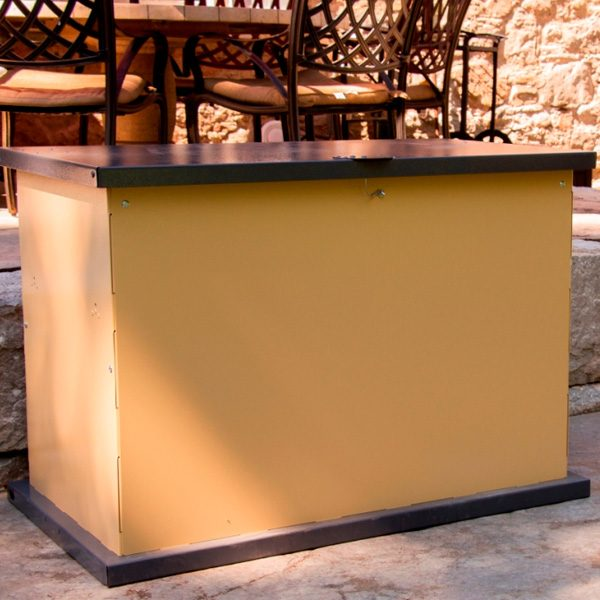 Kit Storage Container snap hook beige