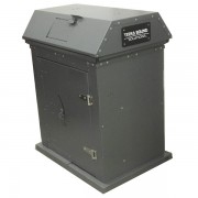 Picnic Waste Receptacle charcoal