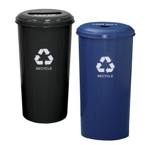 Wastebasket Recycling Containers