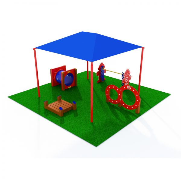 Dog Park Shade Structure