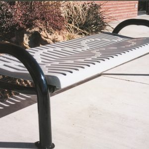 Modern Backless Bench