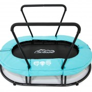 Eos Oval 4 foot Children's Sensory Mini Trampoline