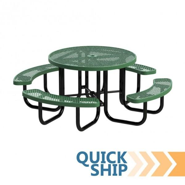 Quick Ship Picnic Table