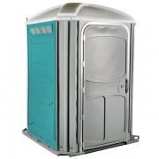 comfort xl portable toilet aqua