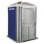 comfort xl portable toilet dark blue