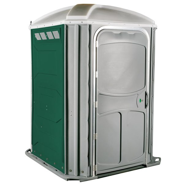 comfort xl portable toilet evergreen