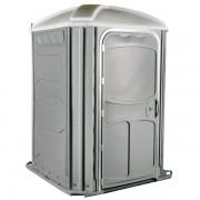 comfort xl portable toilet pewter