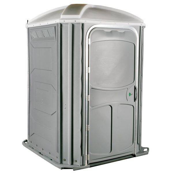 comfort xl portable toilet pewter