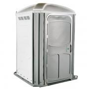 comfort xl portable toilet white