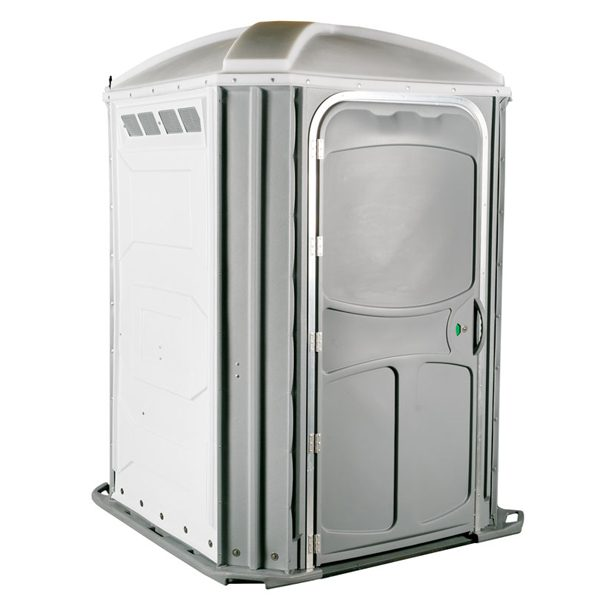 comfort xl portable toilet white