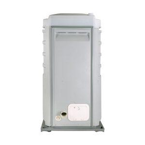 Fleet City Mains Portable Toilet back