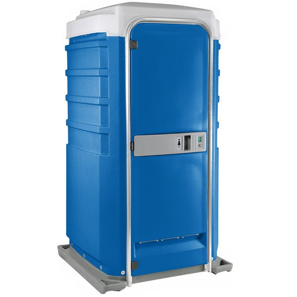 Fleet City Mains Portable Toilet blue