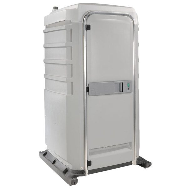 Fleet City Mains Portable Toilet gray