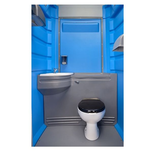 Fleet City Mains Portable Toilet interior