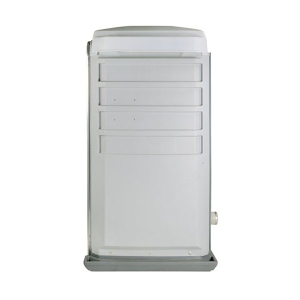 Fleet City Mains Portable Toilet left side
