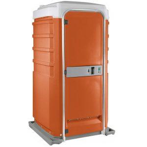 Fleet City Mains Portable Toilet orange