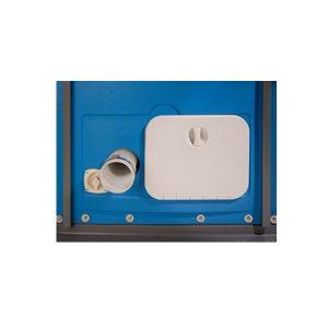 Fleet City Mains Portable Toilet piping