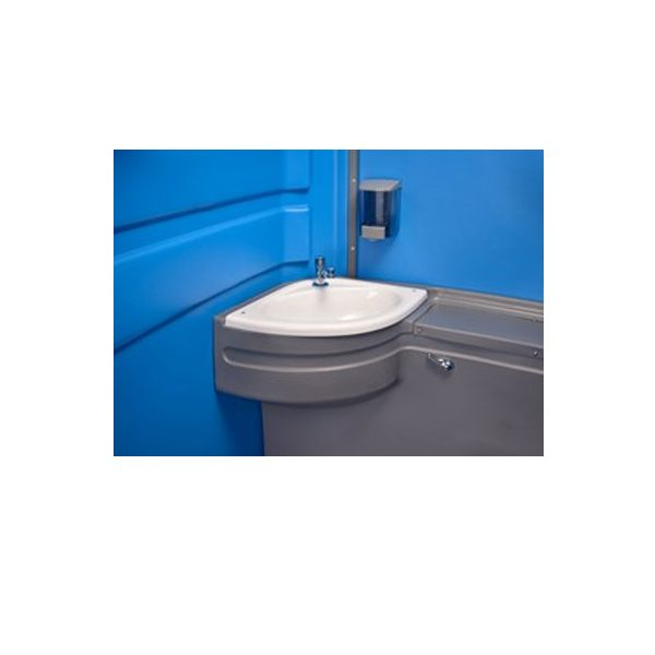 Fleet City Mains Portable Toilet sink