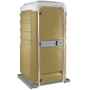 Fleet City Mains Portable Toilet tan