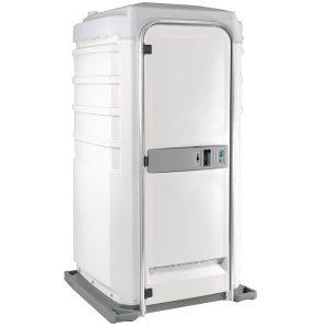 Fleet City Mains Portable Toilet white