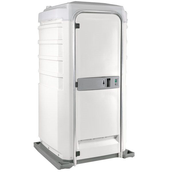 Fleet City Mains Portable Toilet white