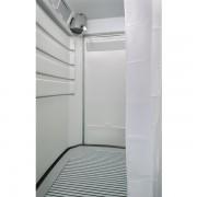 fleet portable shower interior