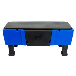 groom pro pet tub enhanced front top
