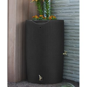 Impressions Bali 50 Gallon Rain Barrel