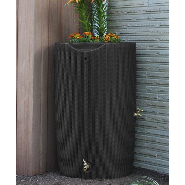 Impressions Bali 50 Gallon Rain Barrel