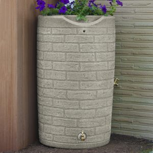 Impressions Downton 50 Gallon Rain Barrel
