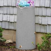 Impressions Reflections 50 Gallon Rain Barrel front