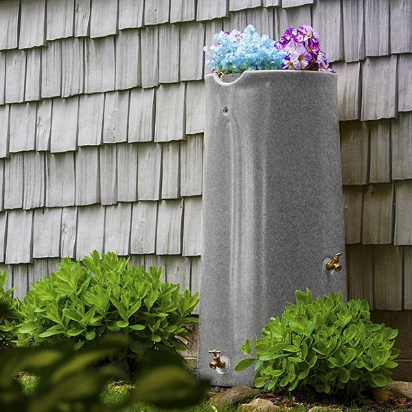 Impressions Reflections 50 Gallon Rain Barrel