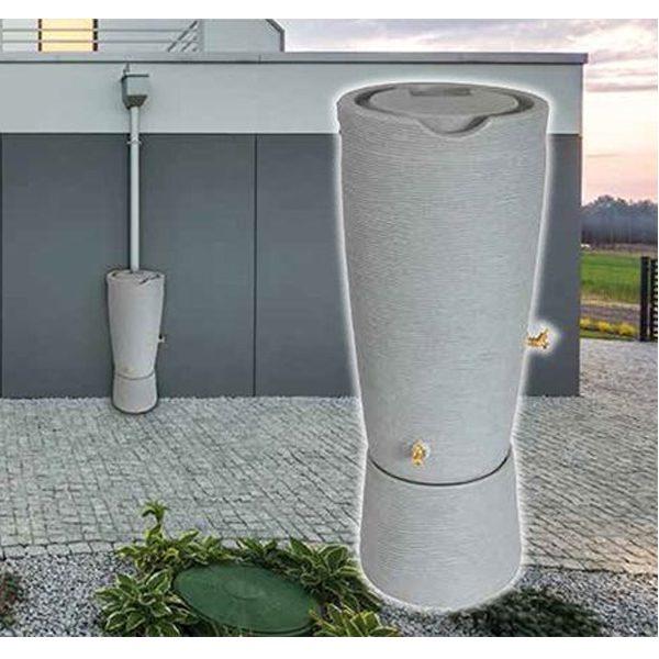Impressions Stone 50 Gallon Rain Barrels