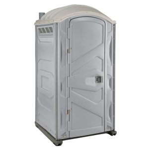 PJP3 All Plastic Front Portable Toilet