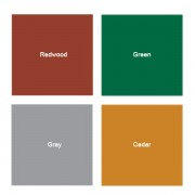 plaza recycled plastic table colors