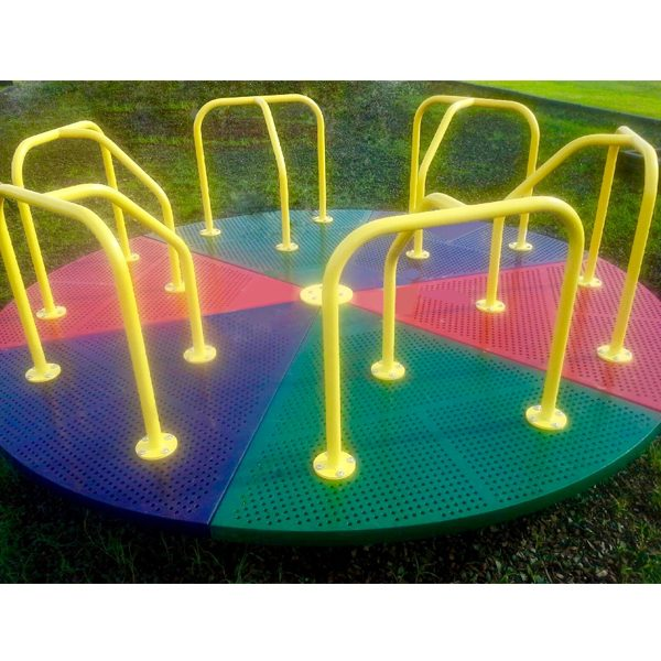 10Ft Multi-color Merry Go Round