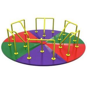 10Ft Multi-color Merry Go Round Diagram