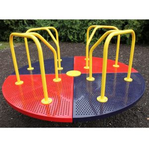 8Ft Multi-color Merry Go Round