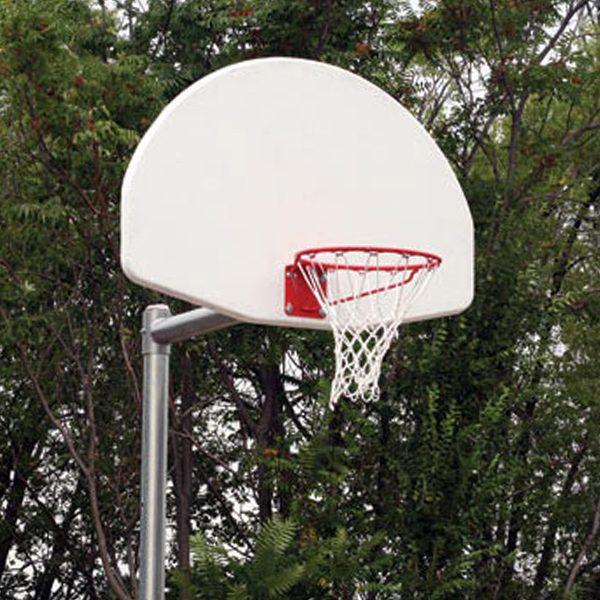 Adjustable Basketball Backstop