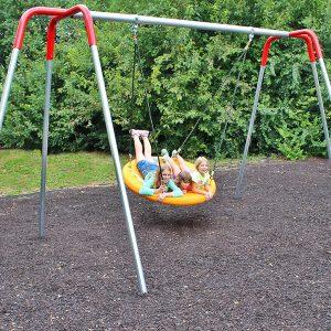 Bird's Nest Seat Tripod Swing System